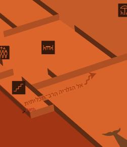 מפת המוזיאון