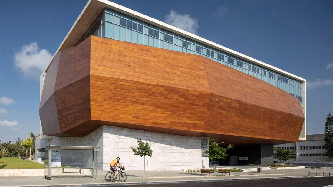 בניין מוזיאון הטבע