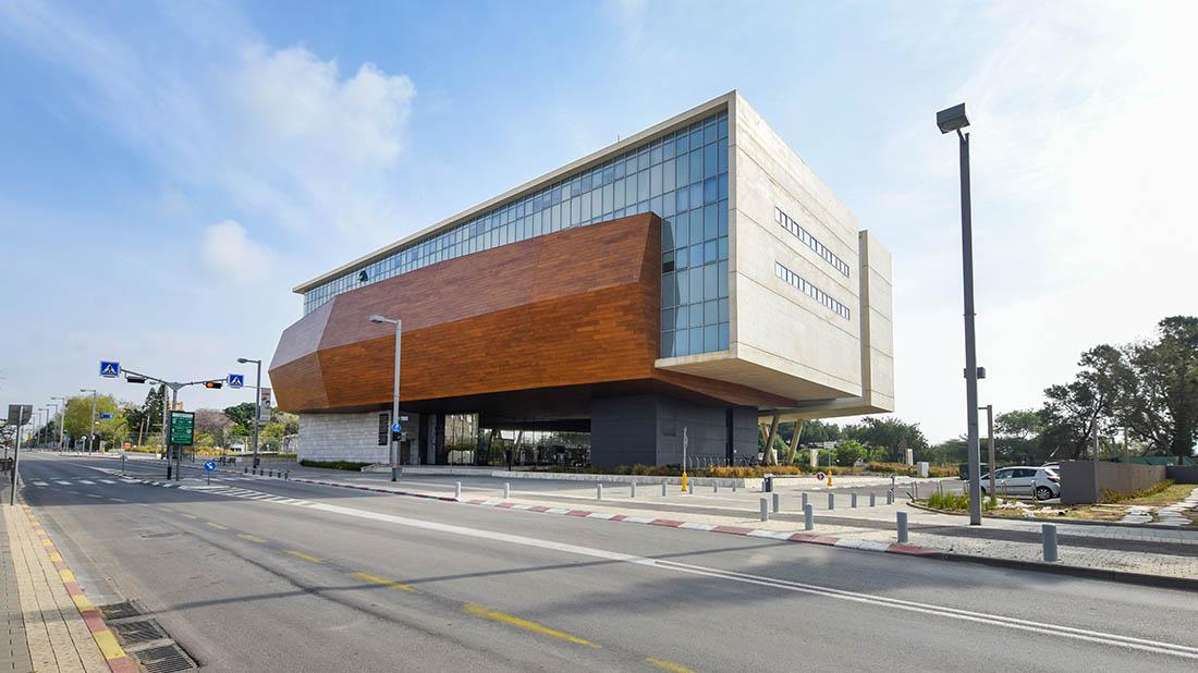 בניין המוזיאון הטבע ע