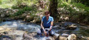 """אביטל כ""""ץ, מנהלת מאגר המידע האקולוגי ובקרת תהליכים, המרכז הלאומי לאקולוגיה אקווטית"""