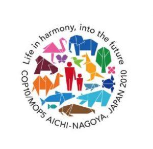 לוגו כנס מגוון ביולוגי, יפן 2010